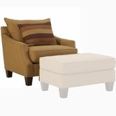 Broyhill 5877-0 Maggie Chair & 1/2