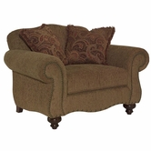 Broyhill 5952-0 Austin Chair & 1/2