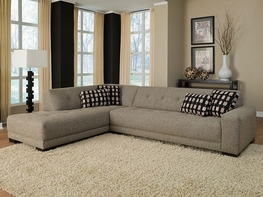 Broyhill 6173-3-9 Monterey sectional
