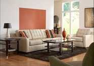 Broyhill 6632 Soho Leather Sofa Set
