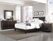Broyhill 8050-260-261-460-231-238 Pinstripe bedroom collection