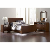 Broyhill 8051-256-257-450-231-237 Suede Bedroom Furniture collection
