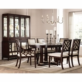 Broyhill 8053-531-551-4X81 Antiquity Dining Room Furniture Collection