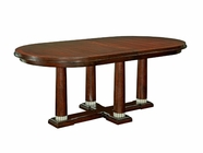 Broyhill 8053-531-551 Antiquity Pedestal Table