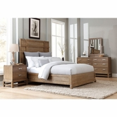 Broyhill 8054-250-251-460-230-238 Hampton Queen Panel Bed Bedroom collection