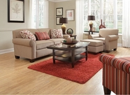 Broyhill 8105-3-1 Dayne Living Room Set