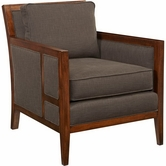 Broyhill 9580-0 Suede Chair