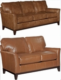 Broyhill L445 Perspectives Leather Sofa Set