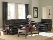 Broyhill L492 Larry Leather Sofa Set