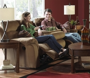Catnapper 13745 Variables Ulitmate Sofa with 3 Recl/1 Drop-Down Table