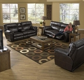 Catnapper 4041-4049-4040-4 Extra Wide-Reclining-Sofa-Loveseat-Cuddler-Recliner 3 Pc Set
