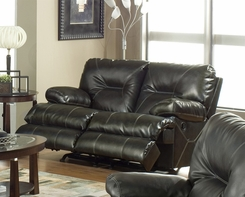Catnapper 4292-2 Cortez Rocking Reclining Loveseat
