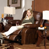 Catnapper 4950-5 Dallas Swivel Glider Recliner
