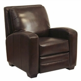 Catnapper 5518 Avanti Multi-Position Recliner In Chocolate Leather