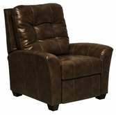 Catnapper 5537-Hershey Bonded Leather - Multi-Position Reclining Chair