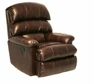 "Catnapper 64418-4-Hershey Bonded Leather- ""Power"" ""Inch Away"" Wall-Hugger Recliner"