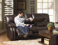 "Catnapper 64779 Arlington ""Power"" Reclining Console with Storage & Cupholders"