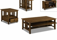 Catnapper 871-040-050 Lift-Top-Cocktail-End-Table-Shelf Set