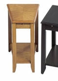 Catnapper 880-157 Oak chair side table