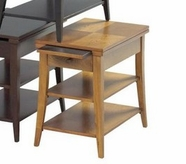 Catnapper 881-157 Oak chair side table