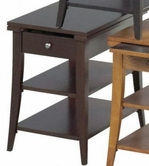 Catnapper 881-257 Cherry chair side table