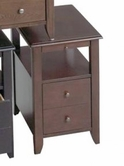 Catnapper 882-257 Cherry chair side table