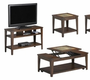 Catnapper 884-040-050-080 Lift-Top-Cocktail-End-Sofa-Table Set