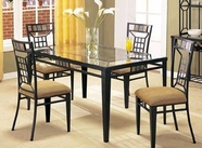 Clearance Item ACME 08285 5Pc Dining Room Set