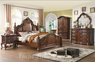 Clearance Item Yuan Tai RS5271K King Bedroom Set
