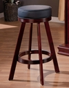 Coaster 100129 BAR STOOL, CHERRY