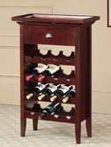 Coaster 100164 WINE RACK