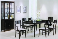 Coaster 100460-62 Cappuccino Dining Set