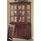 Coaster 100504 BUFFET/HUTCH