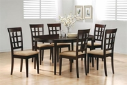 Coaster 100770-72 Dining Set