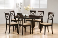 Coaster 100770 Mix & Match Dining Set