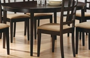 Coaster 100770-74 Dining Set