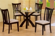 Coaster 101071-72 Dining 5Pc Set