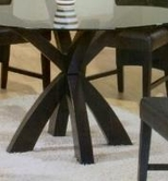 Coaster 101071-CB48RD Dining Table