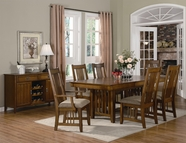 Coaster-101611-12-13-15 DINING SET