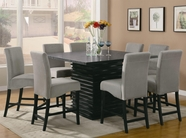 Coaster 102068-69 COUNTER HEIGHT TABLE WITH BARSTOOL