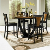 Coaster 102098-99 COUNTER HEIGHT TABLE WITH BARSTOOL