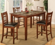 Coaster 102188-9 Counter Height Set