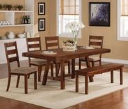 Coaster 102931-32X4 dining room set