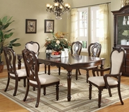 Coaster 102971-72X4 dining room set