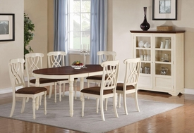 Coaster 103181-82X4 Cameron Dining Set