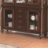 Coaster 103464B BUFFET ONLY (RICH BROWN)