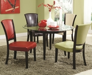 Coaster 103681 DINING SET (ESPRESSO)