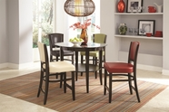 Coaster 103688 DINING SET (ESPRESSO)