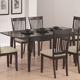 Coaster 103721 DINING TABLE (CAPPUCCINO)