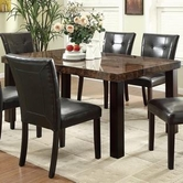 Coaster 103791 DINING TABLE (CAPPUCCINO)